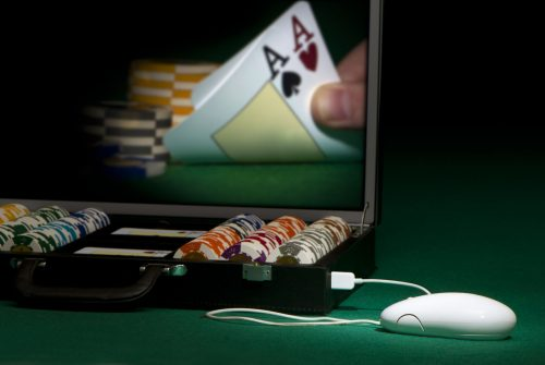 Trying your Luck in Online Poker