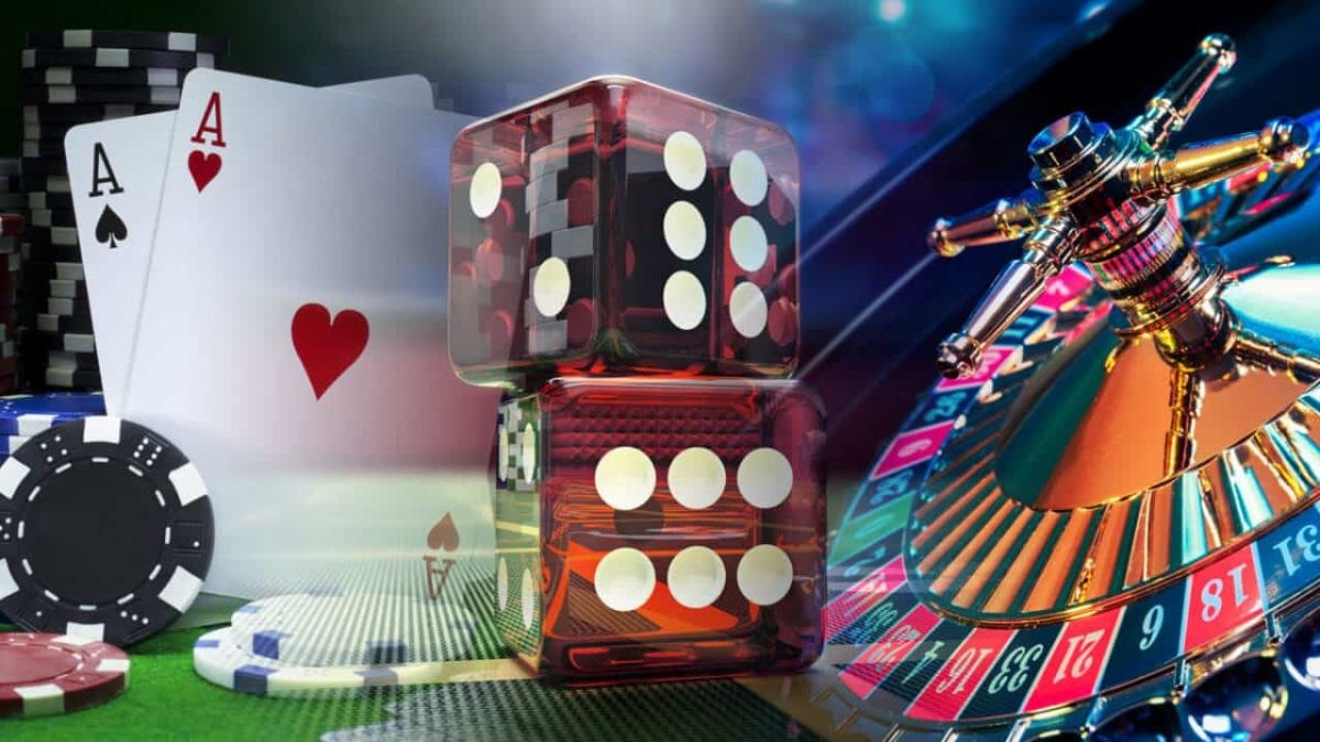 Start the gaming process to find several games in online casinos sites